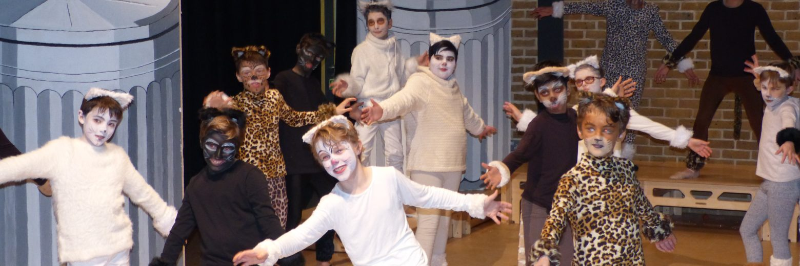 Performing Arts at School